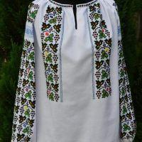Гуцульская рубашка