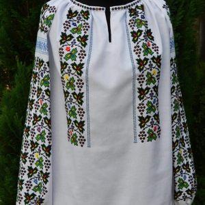 Юрийчук Ганна Гуцульская рубашка