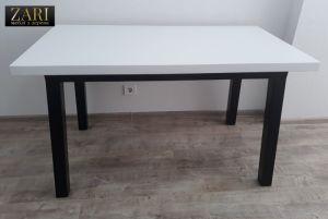 Меблі ручної роботи Стіл из клена 130х70см. ZR639