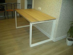 Меблі ручної роботи Стіл прямокутний ZR535