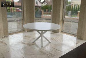 Меблі ручної роботи Стіл з ясена, діаметр 150см. ZR588