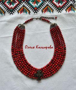 Маланчино ожерелье