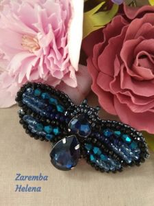Заремба Елена Синяя бабочка