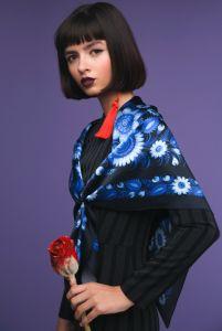 Модная женская одежда Платок «Лунное сияние»