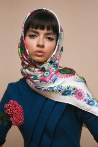 Модная женская одежда Платок «Рассвет»