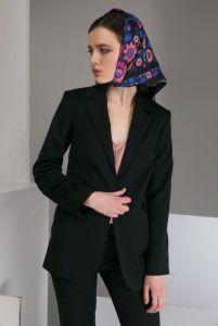 Одежда из льна Платок «Вечер»