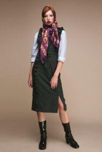 Модная женская одежда Платок «Осенние краски»