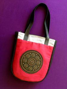Афына Мирослава Женская тканевая сумка