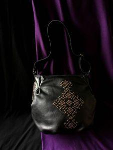 Сумки ручної роботи Жіноча шкіряна сумка