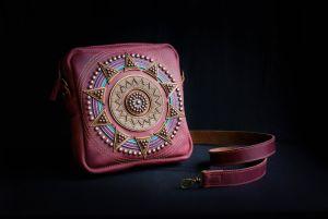 Сумки ручной работы Женская кожаная сумка