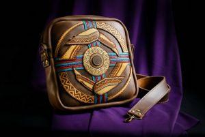 Crafters Шкіряна сумка