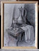 """""""Натюрморт с графином"""", 2008"""