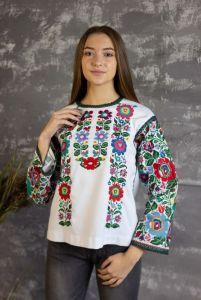 Блузки вышиванки Буковинка