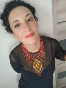 Ожерелье ручной работы Женский гердан