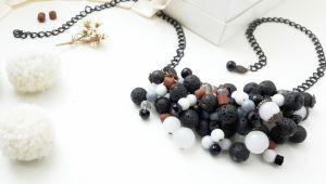 Ожерелья и колье ручной работы Триполье