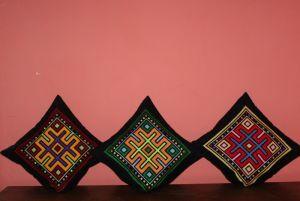 Декоративні подушки Верховина