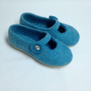 Обувь ручной работы Домашние тапочки детские