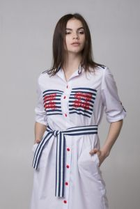 Embroidered apparel - Women Сукня Ч 7321