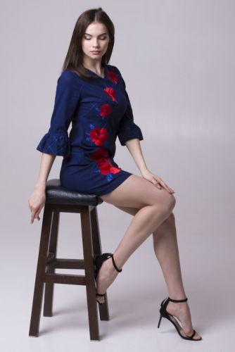 Платье Ч 7312