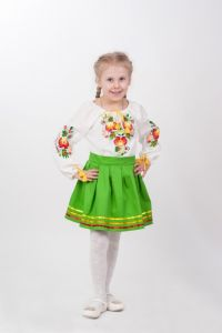 Children's apparel Сорочка Ч 7061