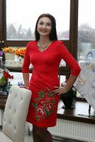 Платье Ч 7075