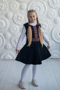 Children's apparel Сукня Ч 7309