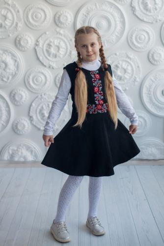 Платье Ч 7309