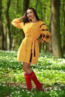 Платье Ч 7120