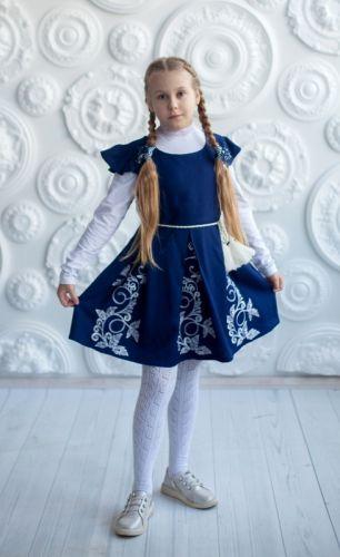 Платье Ч 7308