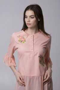 Embroidered apparel - Women Сорочка Ч7320