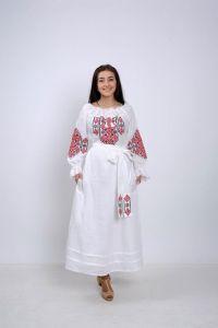 Вышиванки женские Платье Ч 7250