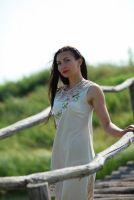 Платье Ч 7057