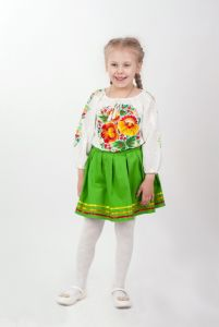 Children's apparel Сорочка Ч 7062