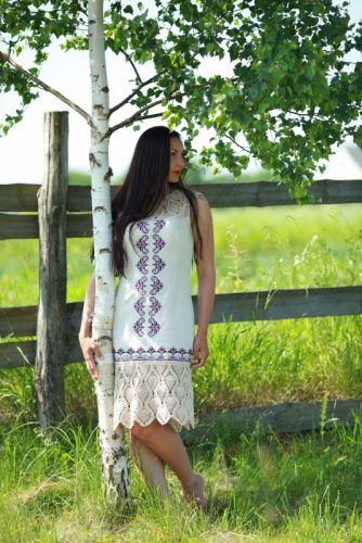 Платье Ч 7058