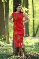 Платье Ч 7125