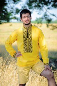 Мужские вышиванки Рубашка Ч 7103