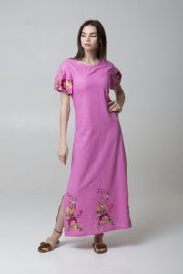 Embroidered apparel - Women Сукня Ч 7314