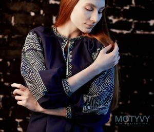 MOTYVY Вышиванка Гуцульская