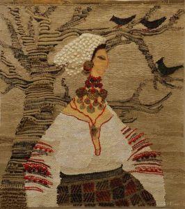 """""""Женщина и полотняное дерево"""""""