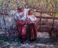 """В яблоневом садике"""