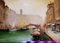 """Венеция. Красота утра"""