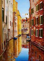 """""""Венеция. Канал"""""""