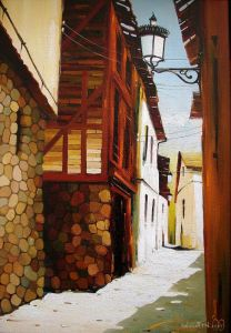 """Испания. Старая улица"""