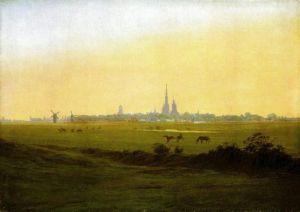 Фридрих Каспар Луга под Грайфсвальдом