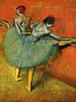 Танцовщицы у станка