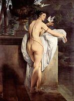 Портрет балерины Карлотты Шабер в виде Венеры