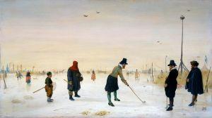 Аверкамп Хендрик Игры на льду