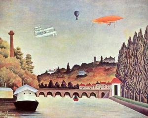 Руссо Анри Мост в Севре