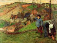 Бретонский пастух