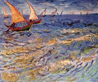 Море в Сент-Марье